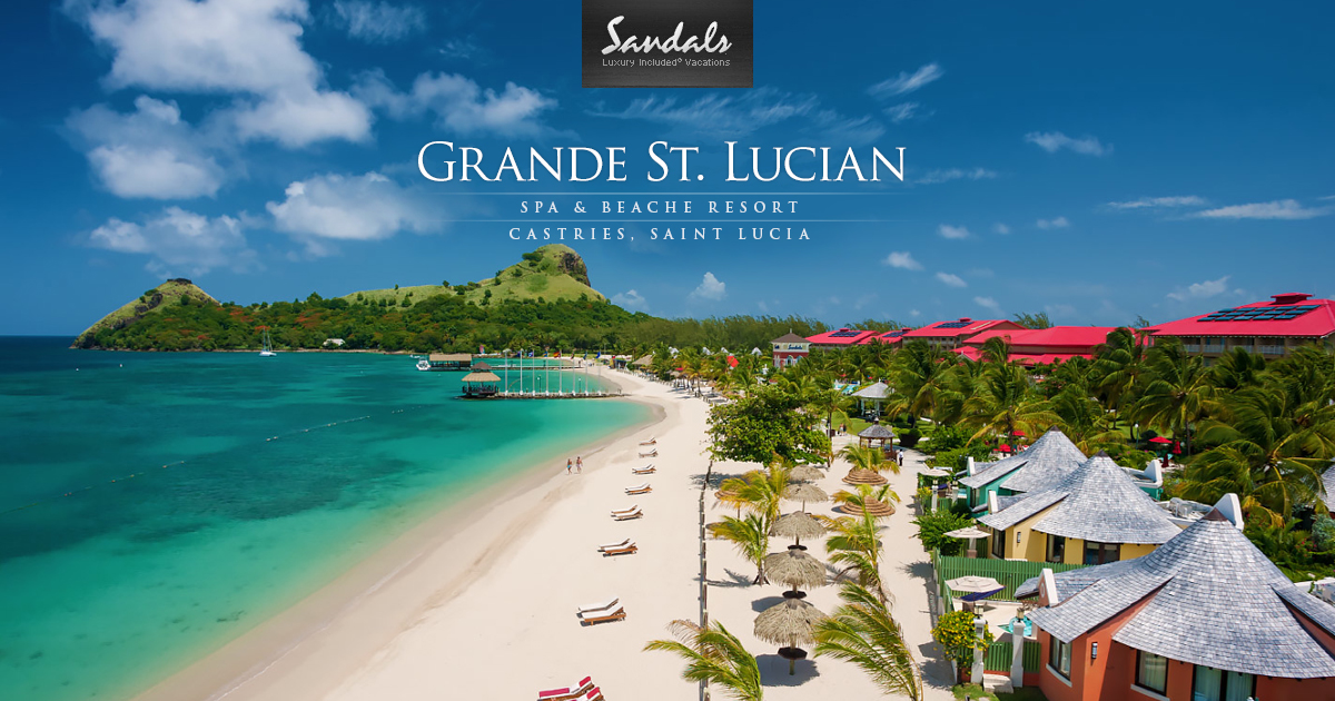 Sandals All Inclusive Resorts Gopure Travel Travel
